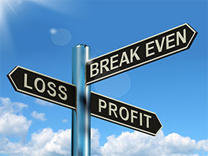 profit-loss-break-even